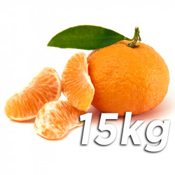 Tangerine box of 15kg