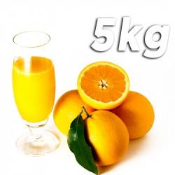 Naranja para zumo 5kg - Barberina