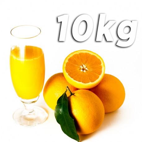 Naranja para zumo 10kg