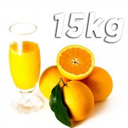Laranja para sumo 15kg