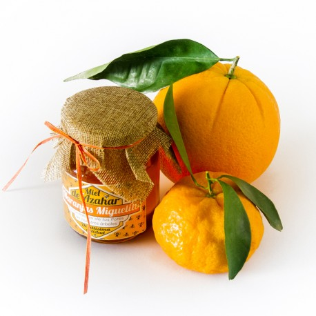 Pack honey and 10kg of oranges - Barberina