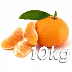 Tangerine box of 10kg