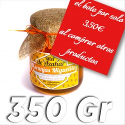 Orange Blossom Honey 350gr