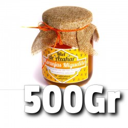 Orange Blossom Honey 500gr