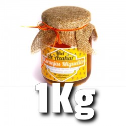 Orange Blossom Honey 1kg
