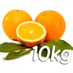 Laranja de mesa 10kg - Navelina