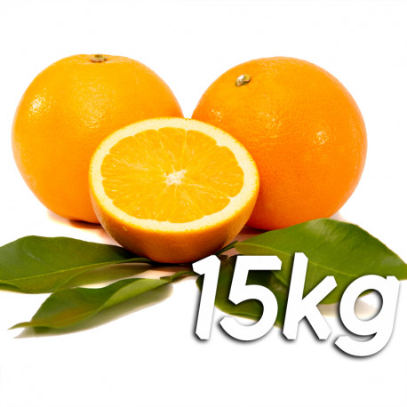 Orange table 15kg