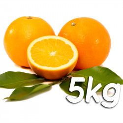 Naranja de mesa 5kg - Navel Lane Late